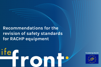 A new approach to define safe charge limits for flammable refrigerants