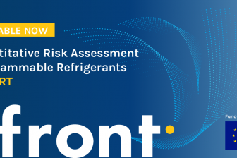 Quantitative Risk Assessment of Flammable Refrigerants to Validate the Level of Safety of Proposed Mitigation Measures for Minimising Flammability Risk